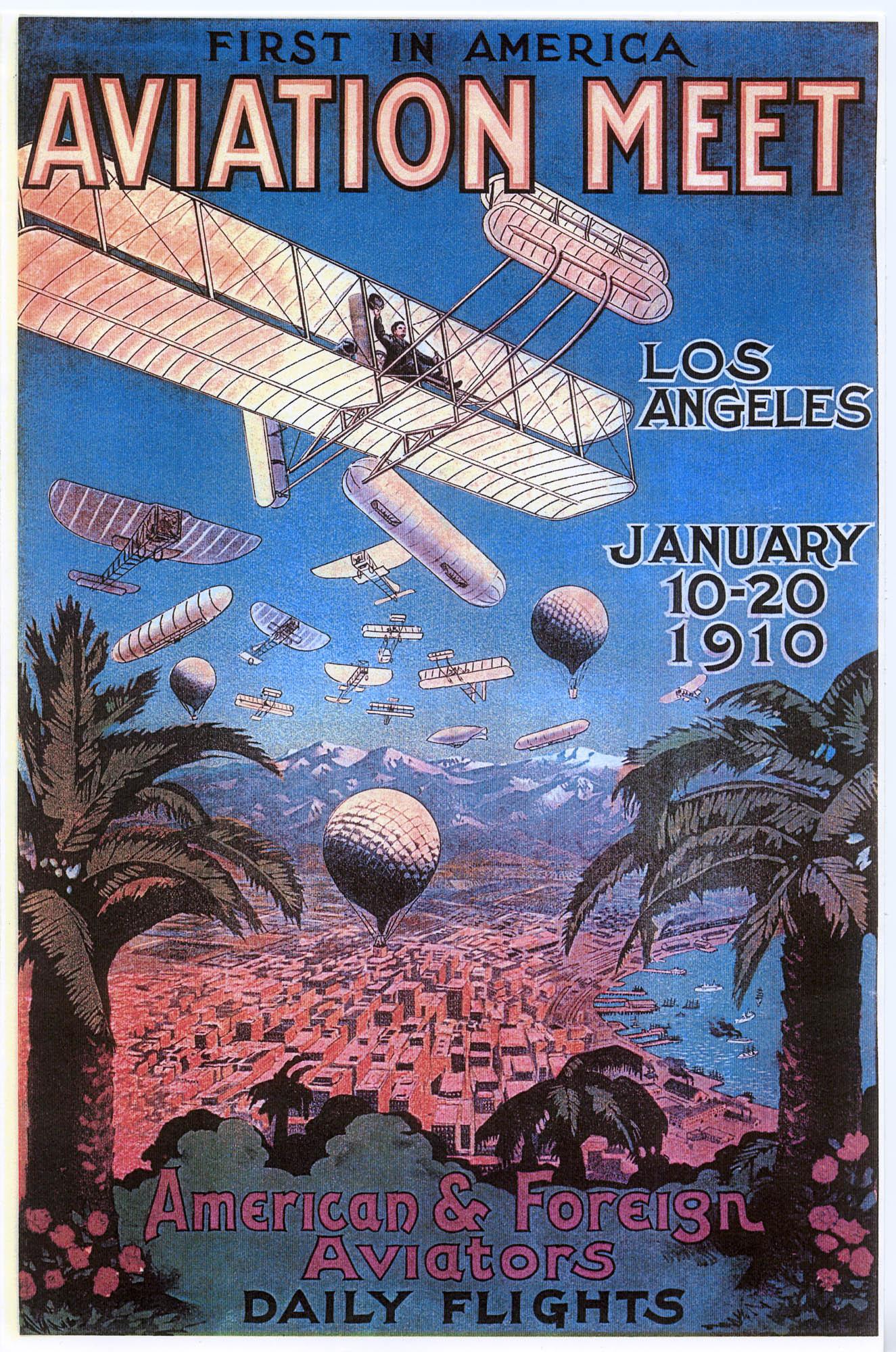 File Airmeet Posterjpg Wikimedia Commons - Los angeles posters vintage
