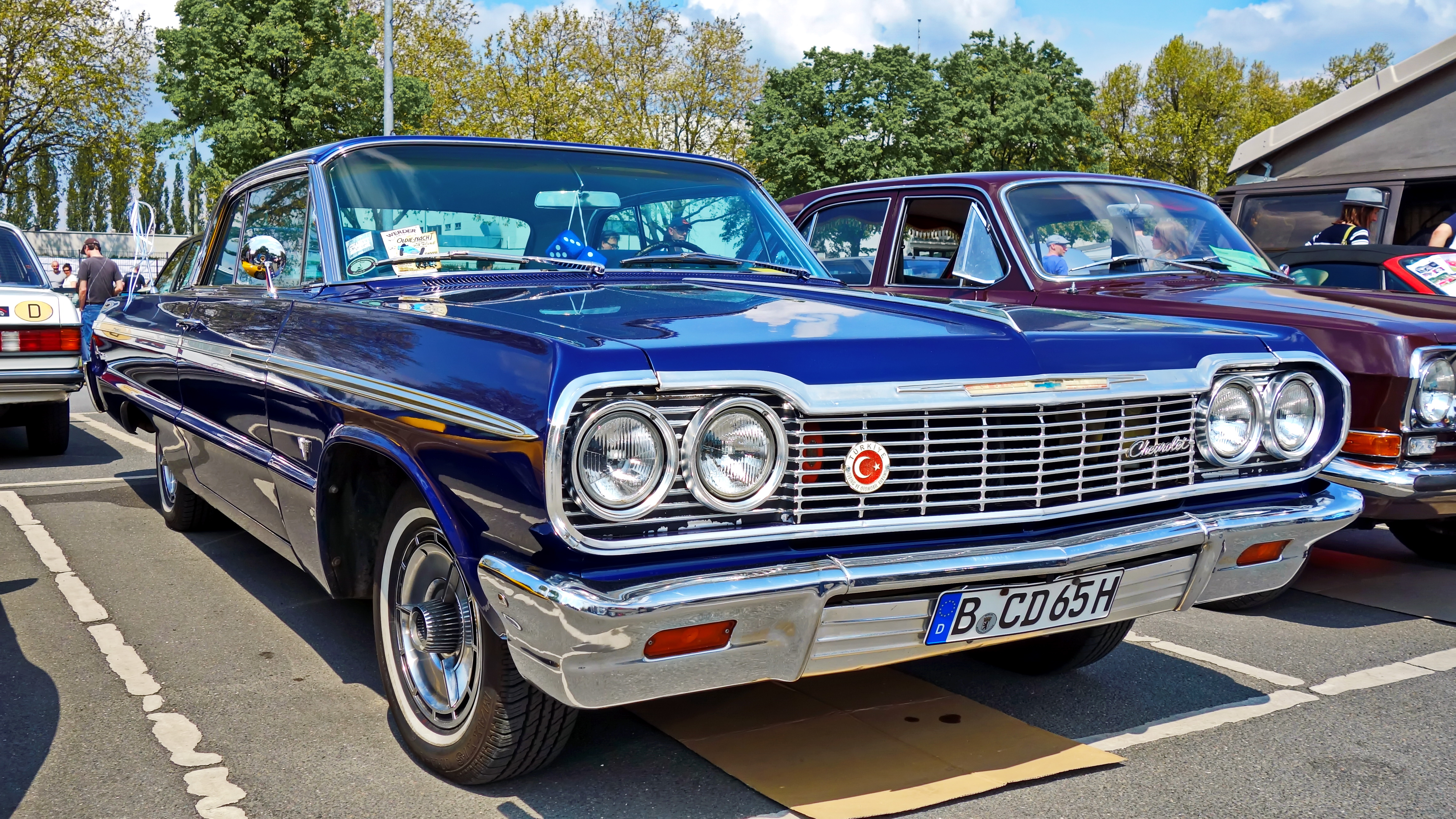 Kekurangan Chevrolet Impala 64 Spesifikasi