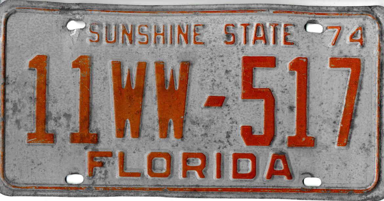 File:1974 Florida license plate 11WW~517.jpg