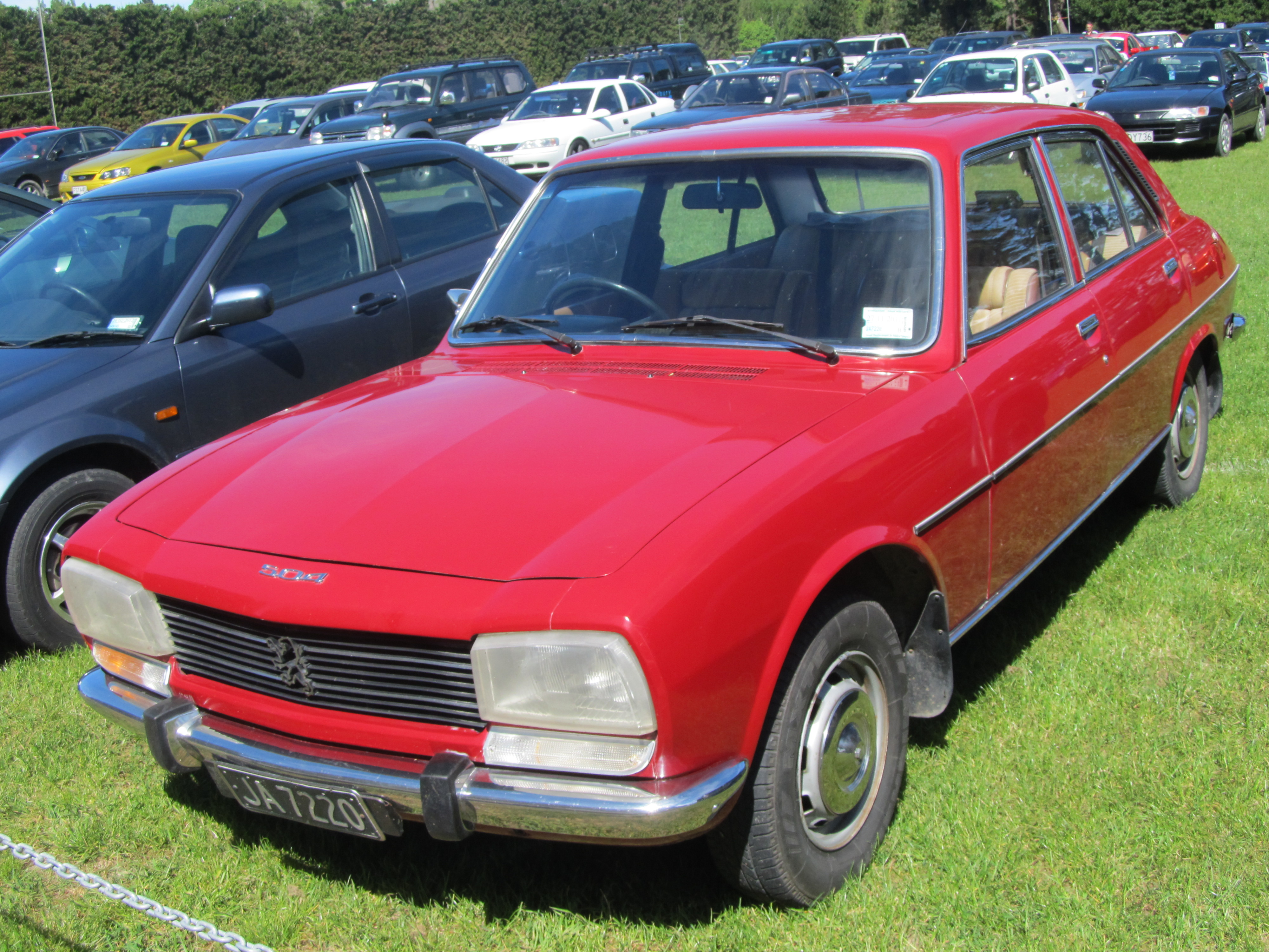 File 1979 Peugeot 504 Ti Automatic Saloon 6317686838 Jpg