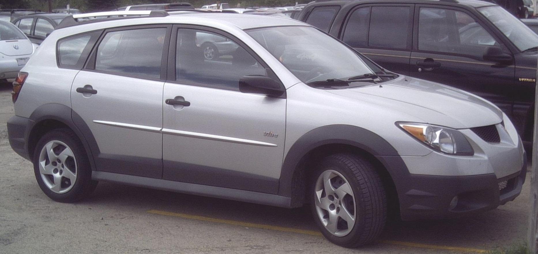 2003 pontiac vibe gt wagon 1 8l manual rh carspecs us pontiac vibe 2003 service manual 2003 pontiac vibe manual transmission for sale