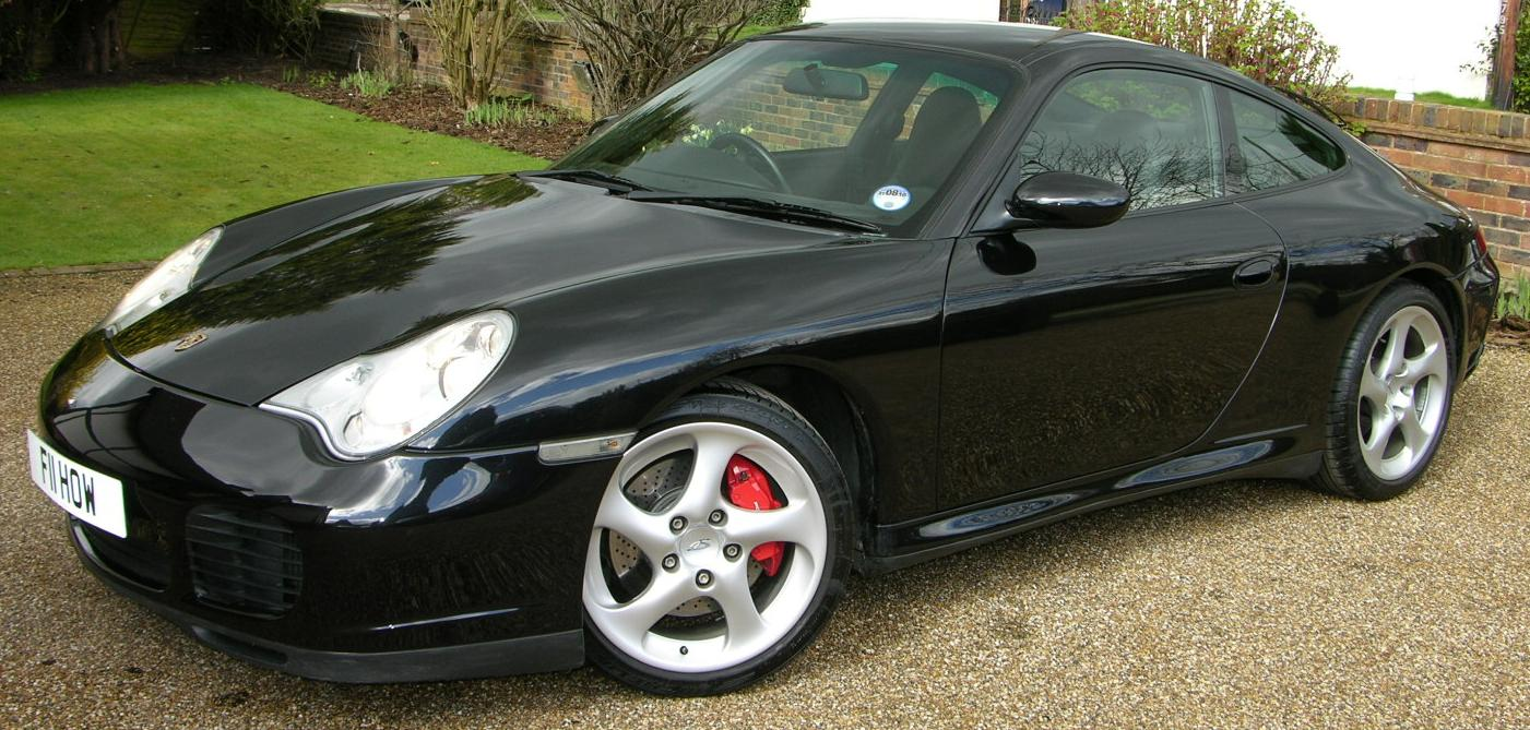 File 2003 Porsche 911 Carrera 4s Flickr The Car Spy 7