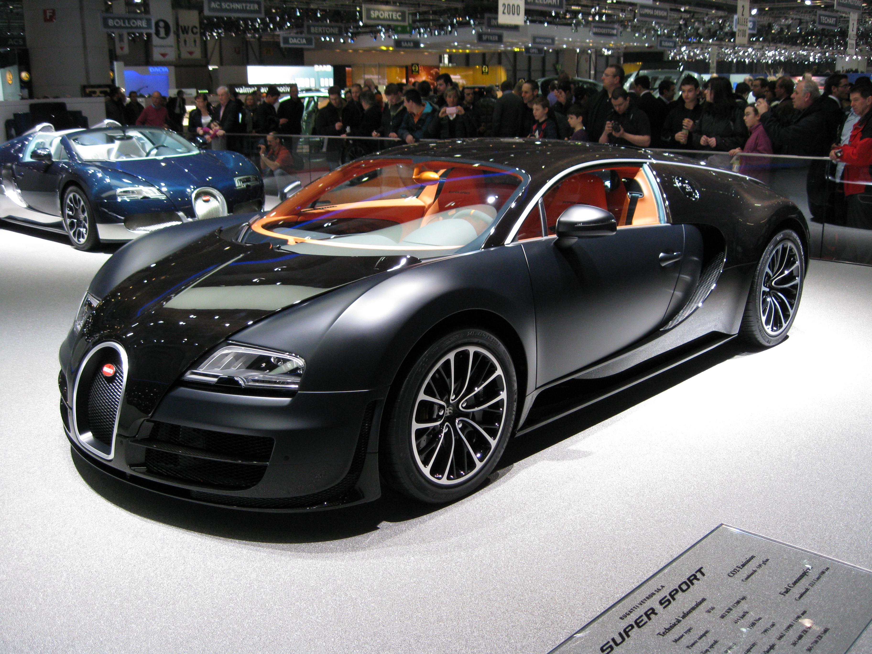 Bugatti Car Prices