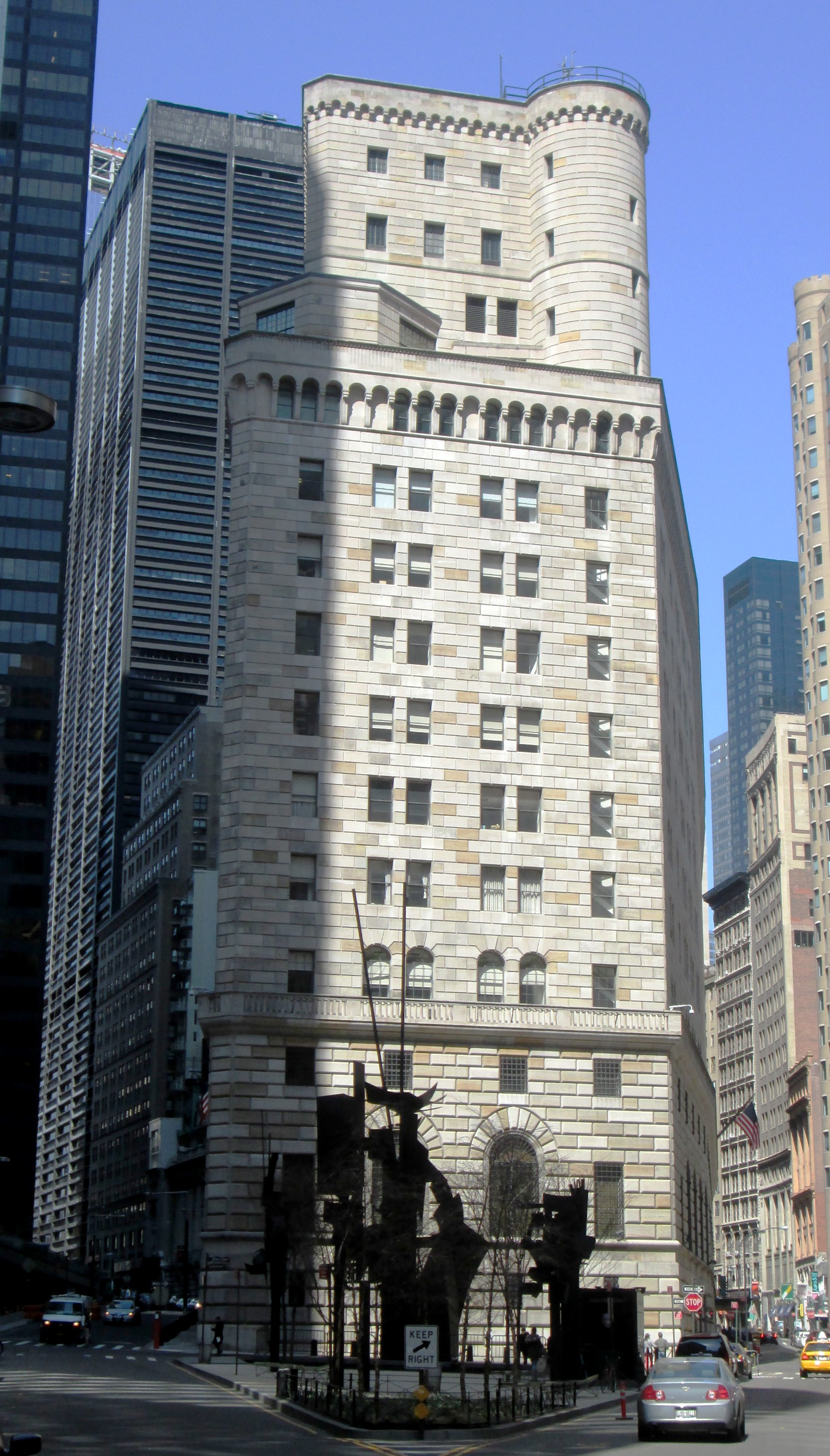 File 2013 Federal Reserve Bank Of New York From Maiden Lane Jpg