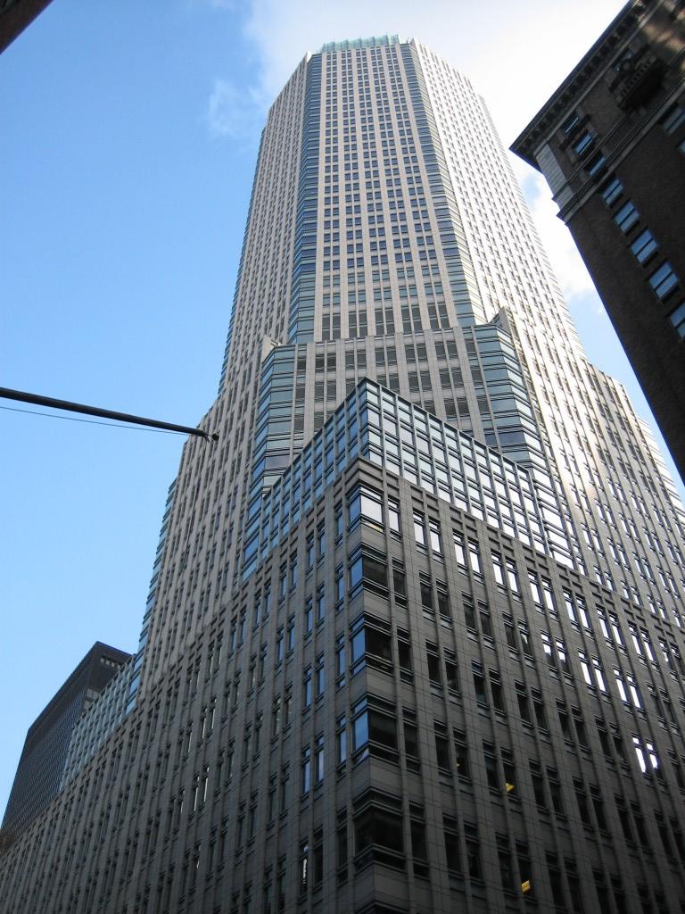 New York 383 Madison Avenue 755 Ft 230 M 47 Floors 2001 Skyscraperpage Forum