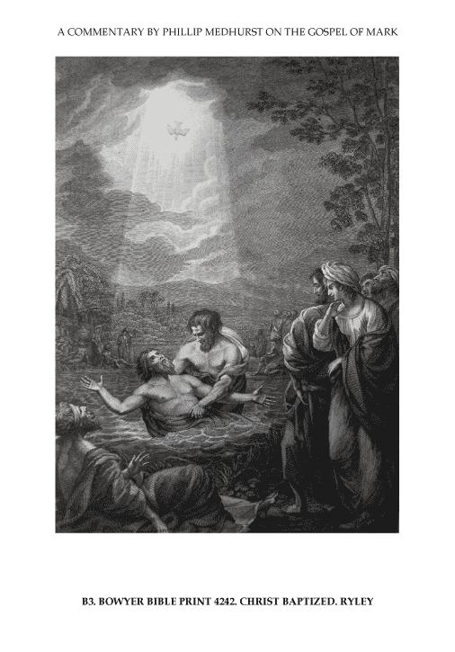 gospel of mark summary pdf