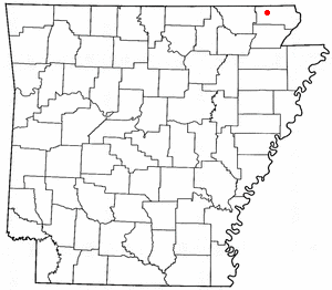 Loko di Corning, Arkansas