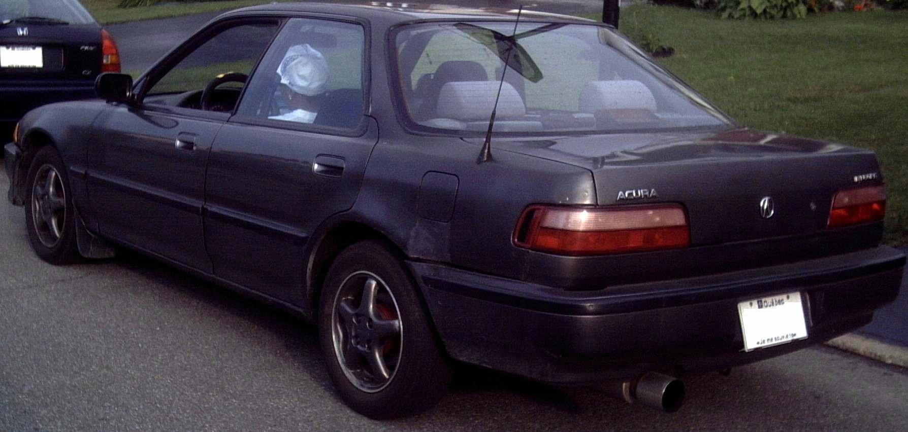 File Acura Integra Sedan 1991 93 Jpg Wikimedia Commons