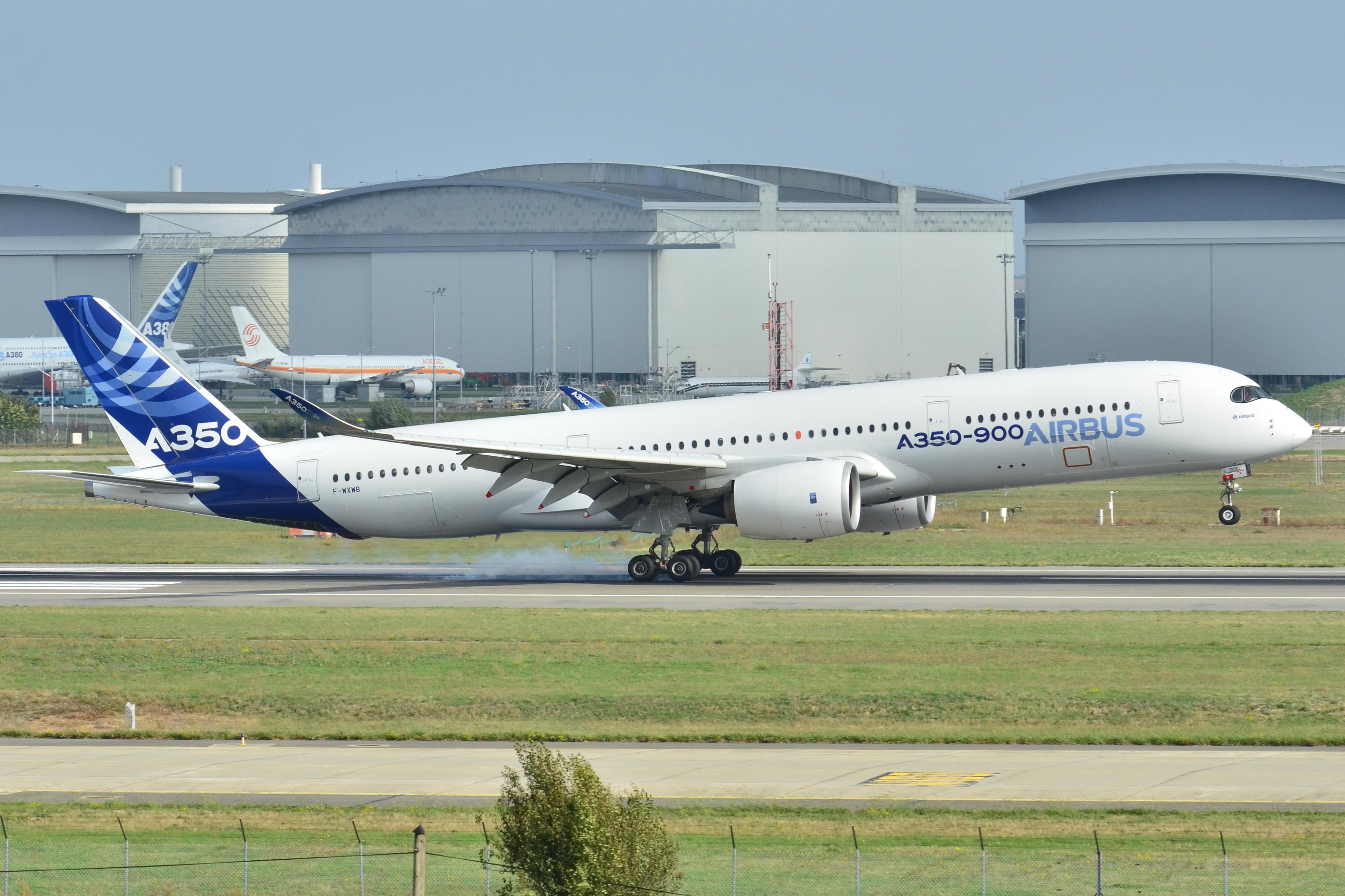Airbus A350 Xwb Wikipedia