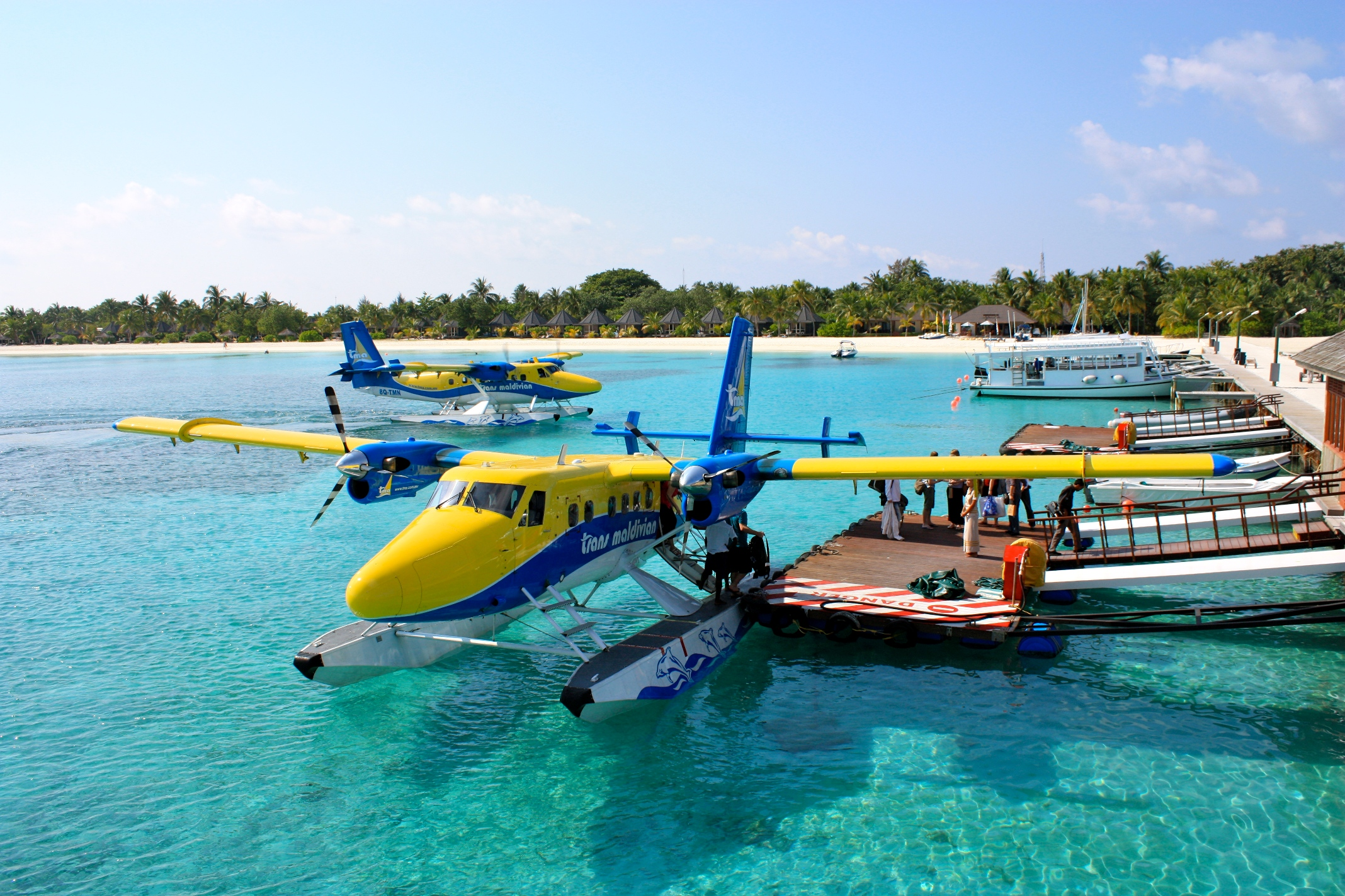 Maldives Private Beach Villa
