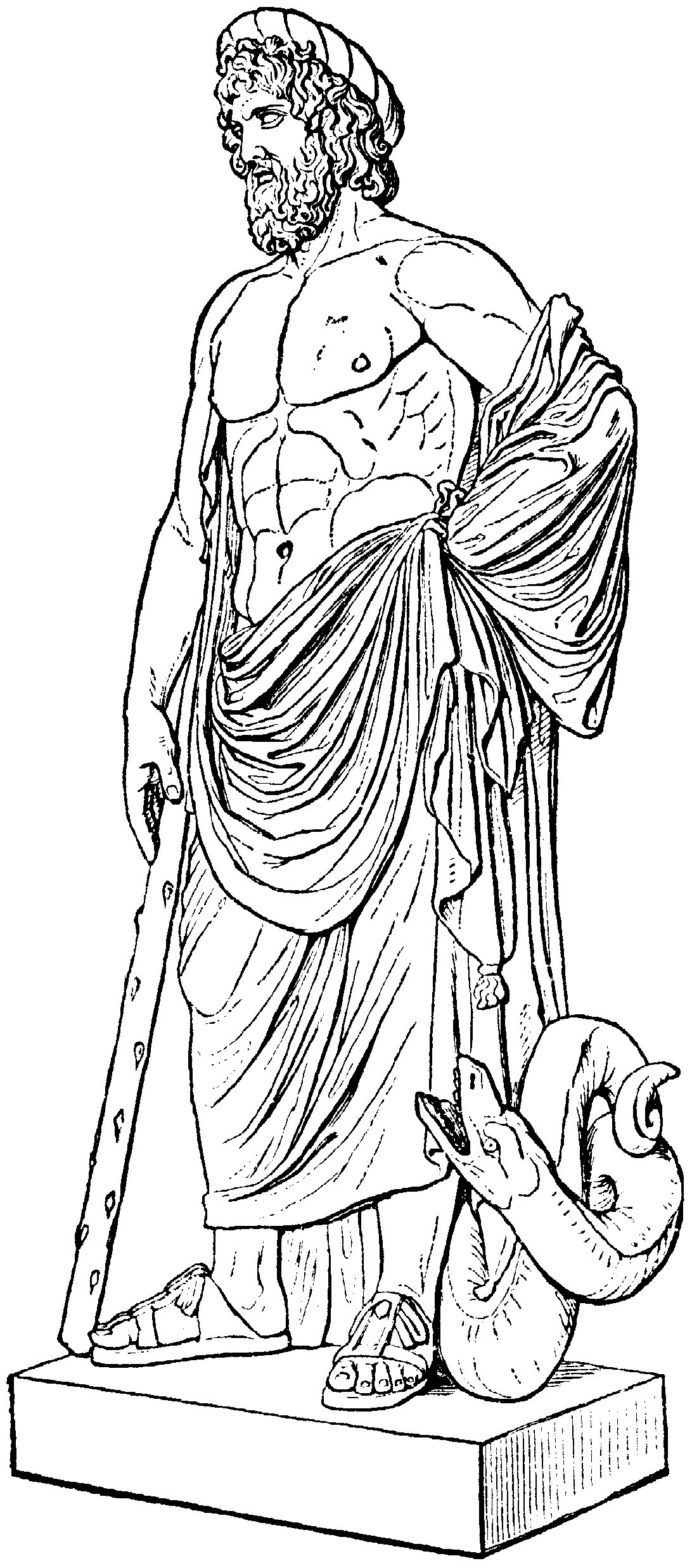 Asclepio - Wikipedia, la enciclopedia libre