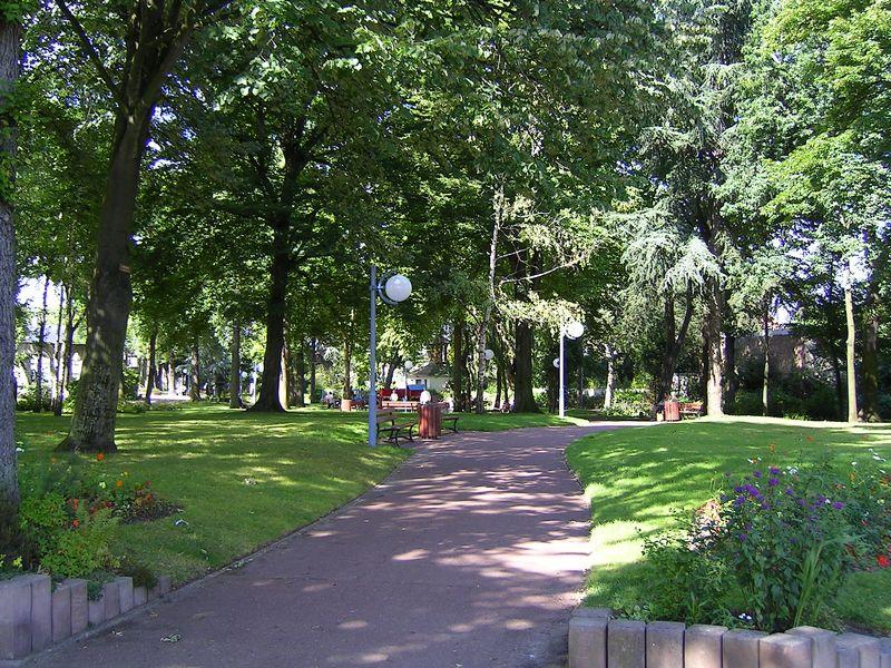 File Aulnay sous Bois Parc Dumont jpg Wikimedia Commons # Parc Aulnay Sous Bois