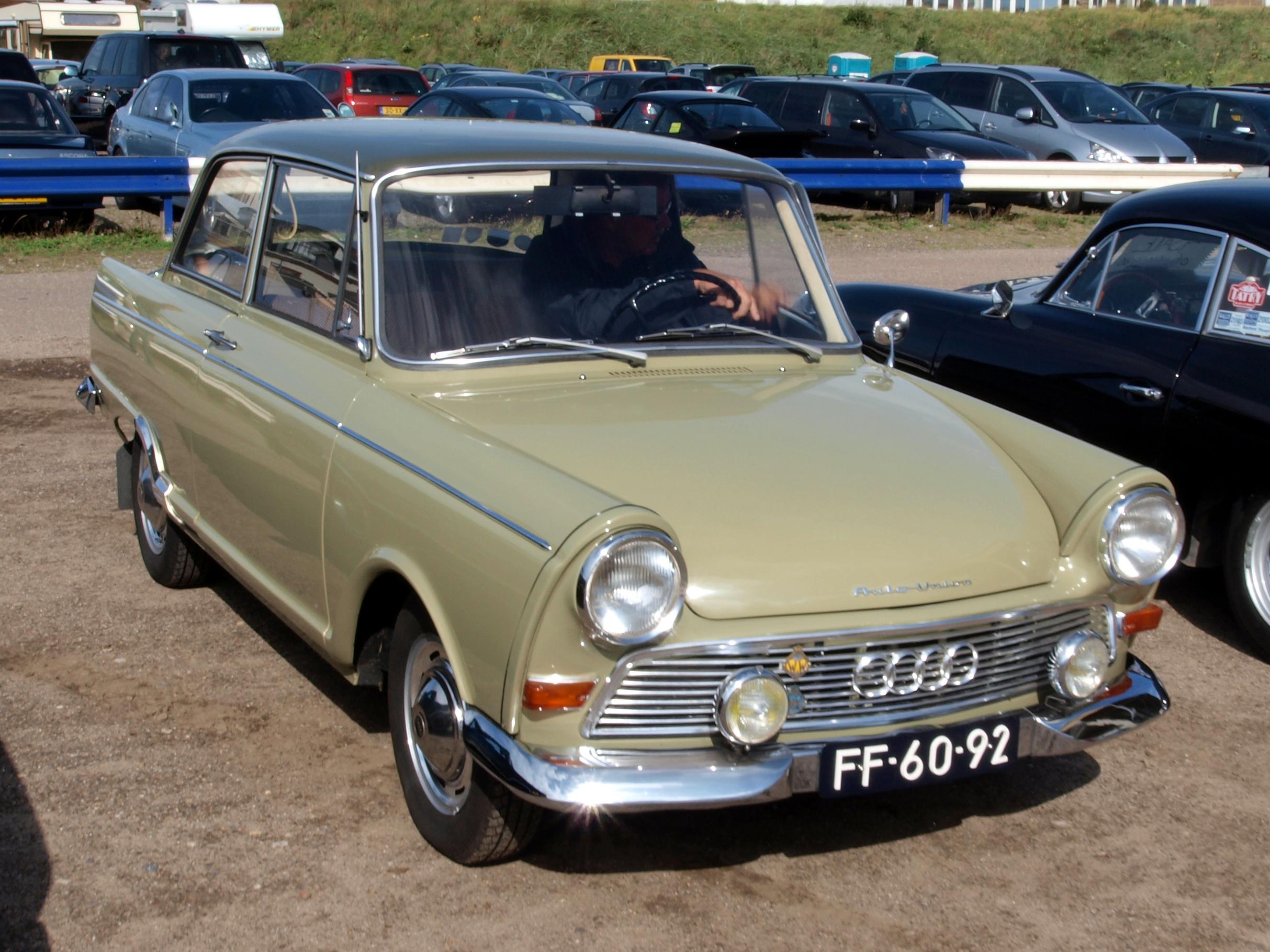 1964 Dkw F11 Auto Union De