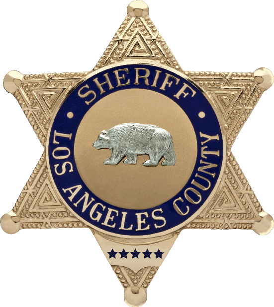 List of Los Angeles County Sheriff's Department officers