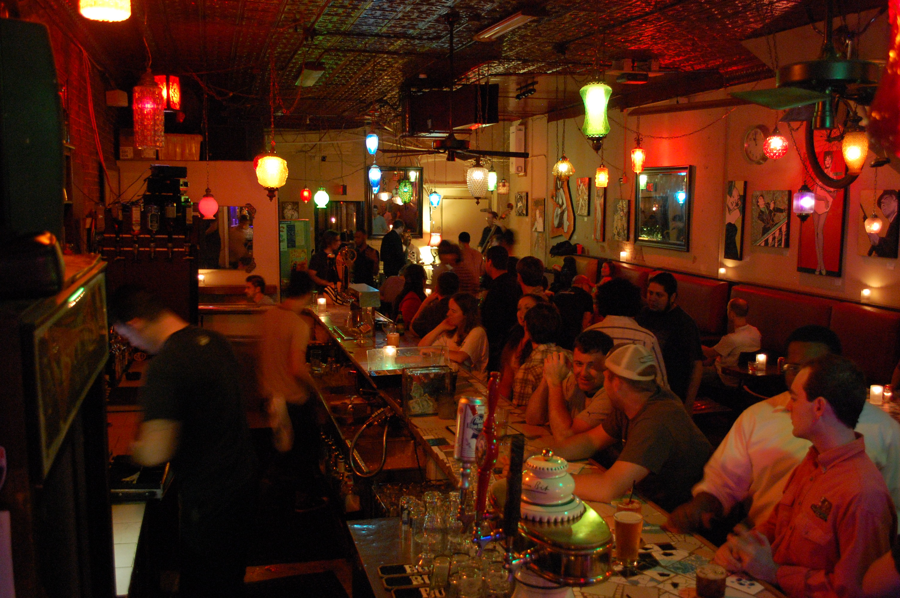 Jazz Lounges Cafes Near Me