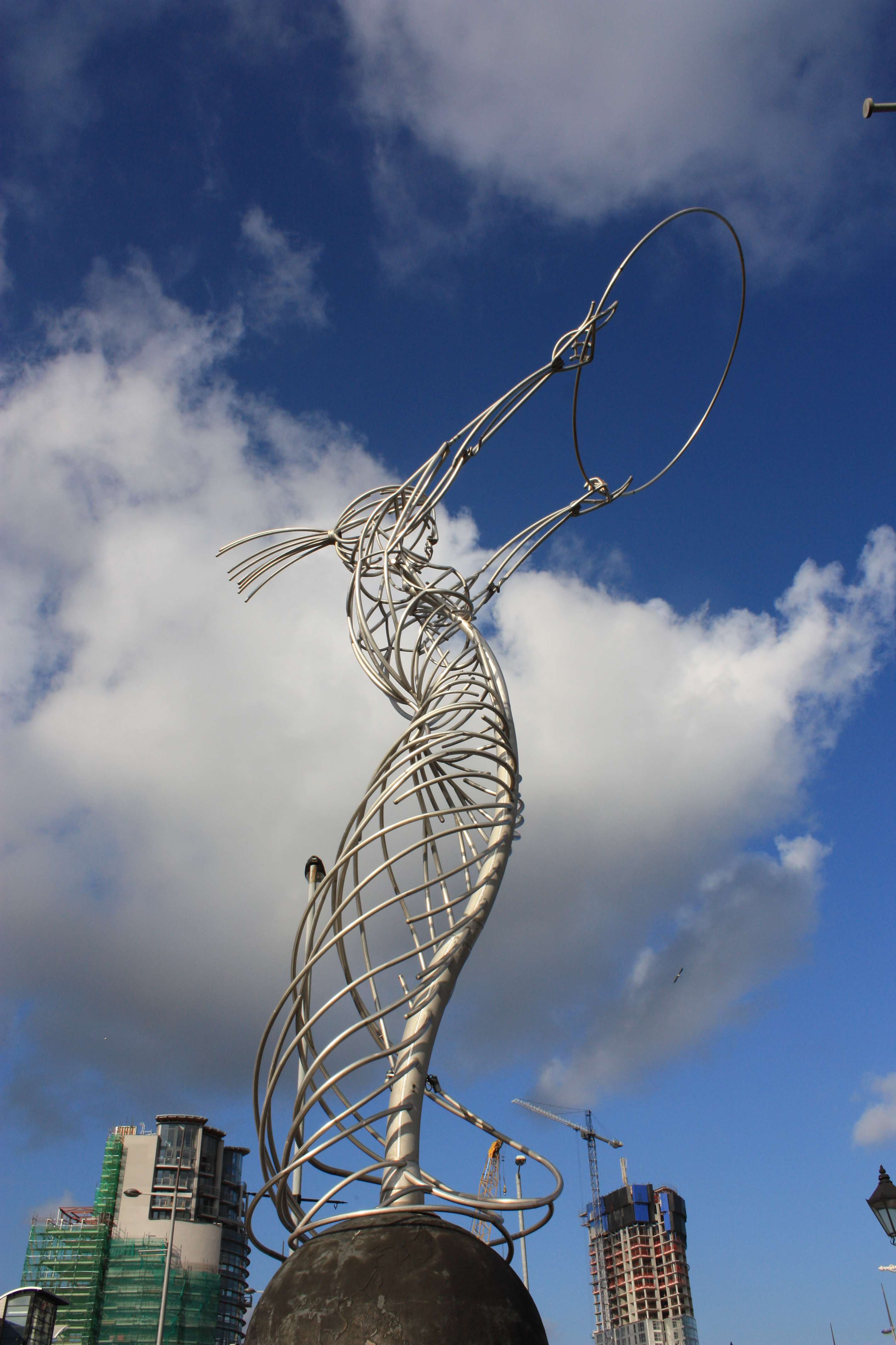 Beacon Of Hope Sculpture Wikipedia