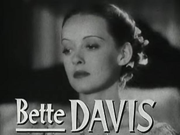 Bette Davis as Julie in the film Jezebel