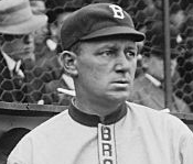 Bill Dahlen American baseball player