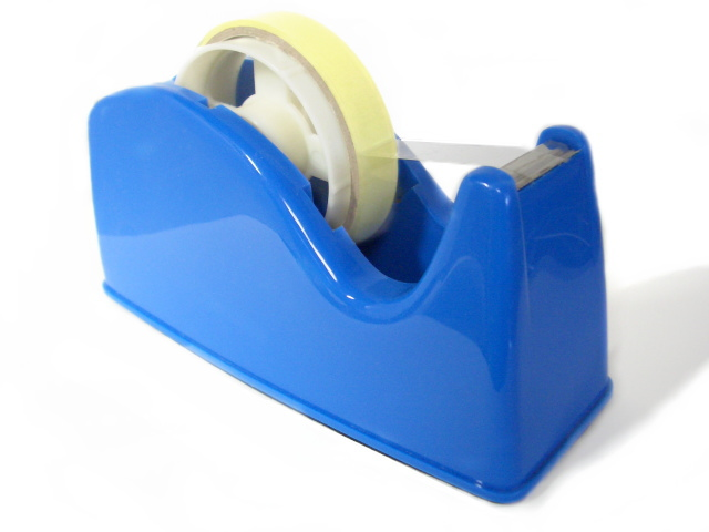 http://commons.wikimedia.org/wiki/File:Blue_tapes_cutter.jpg