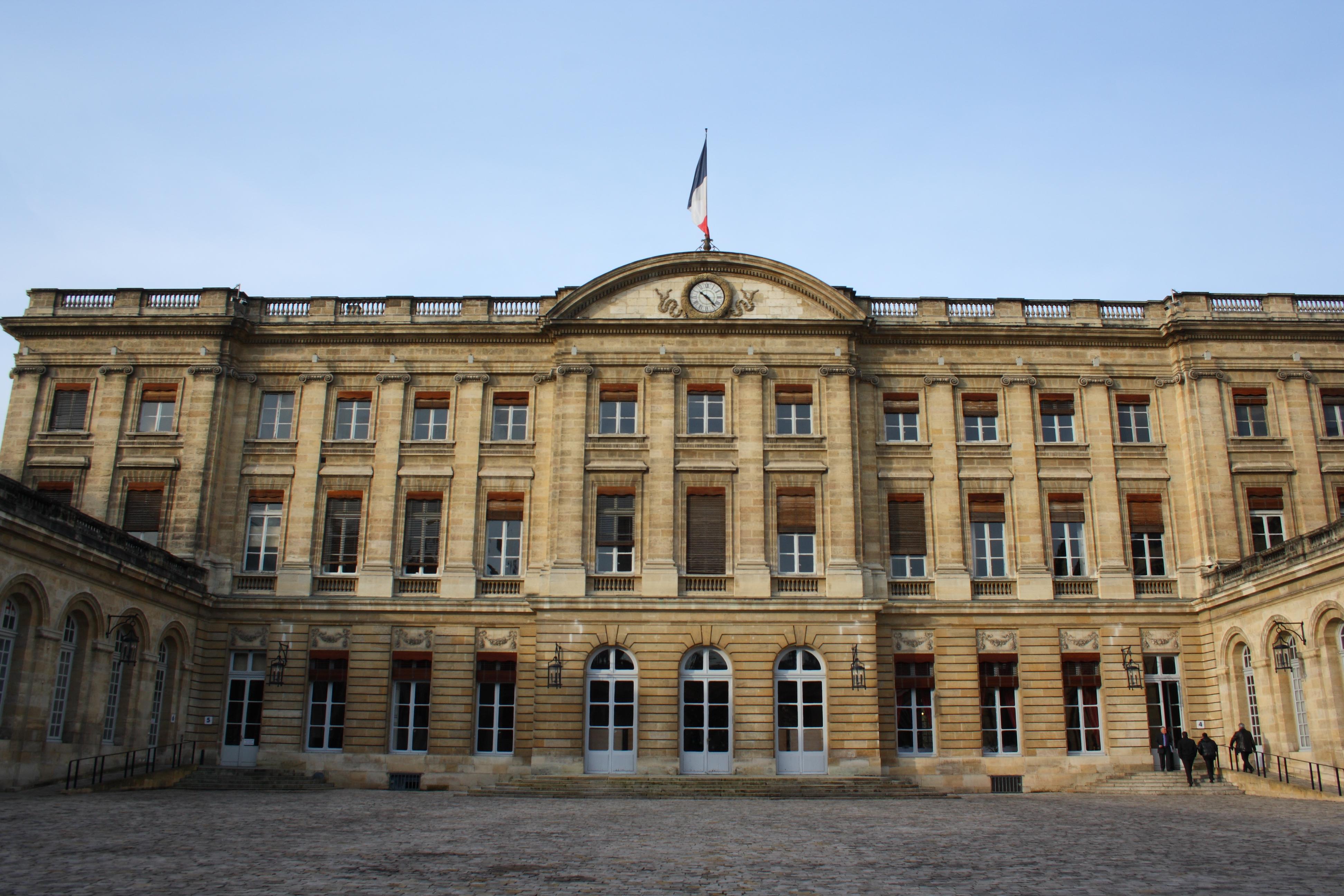 Hotel  Ef Bf Bd Bordeaux Centre Ville