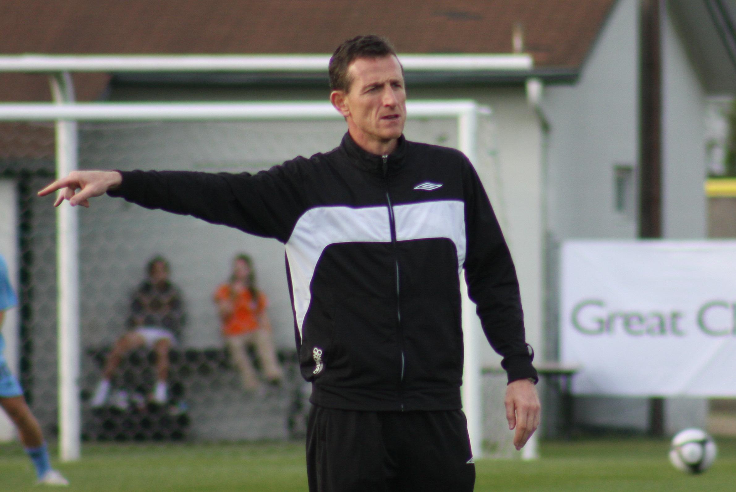 Brian Irvine (footballer) - Wikipedia
