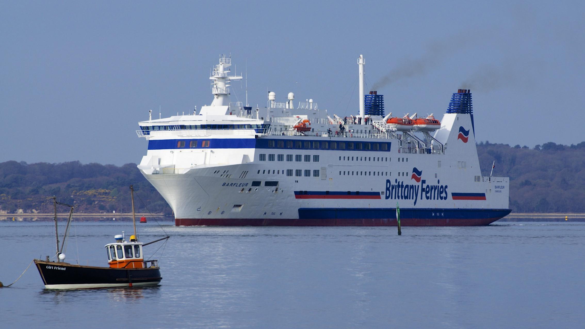 Barfleur cruise ferry ship information brittany ferries - File Brittany Ferries Barfleur 8688707724 Jpg
