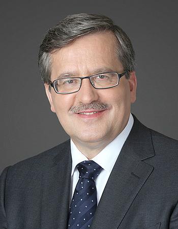 Bronisław Komorowski official cropped