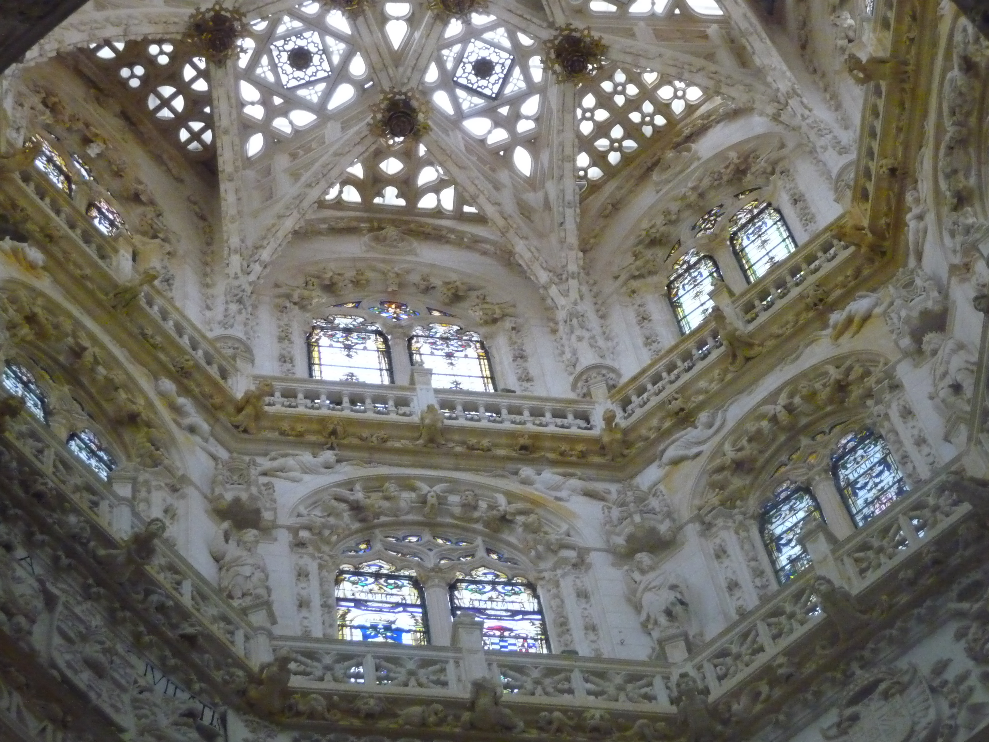 file burgos cathedrale int rieur tour wikimedia commons. Black Bedroom Furniture Sets. Home Design Ideas