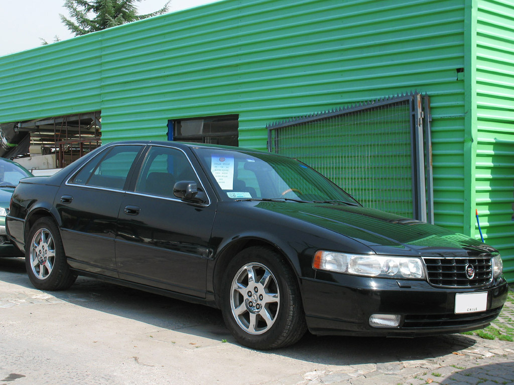 File Cadillac Seville Sts 2003 Jpg Wikimedia Commons