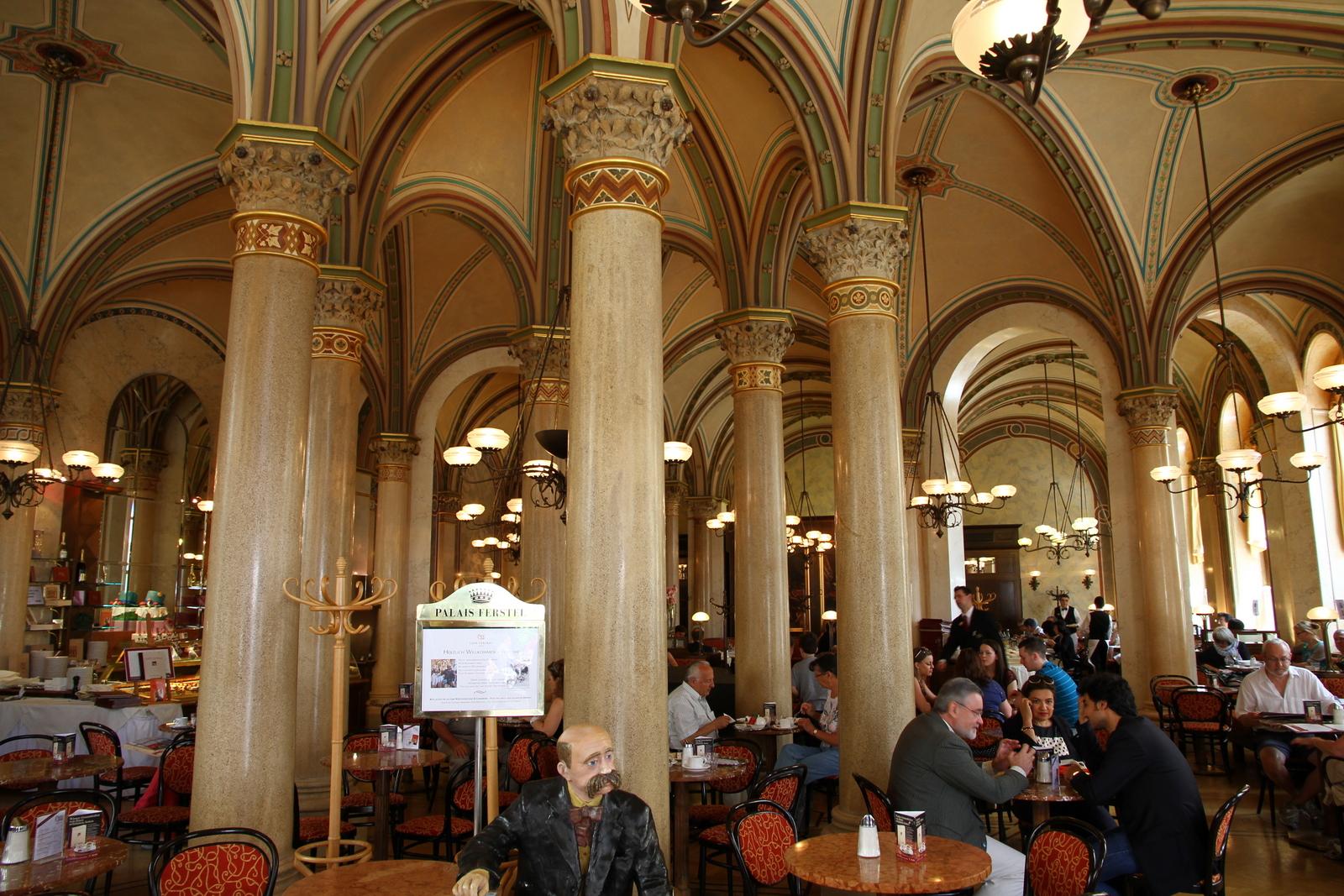 Cafe Central Wien Fr Ef Bf Bdhst Ef Bf Bdck