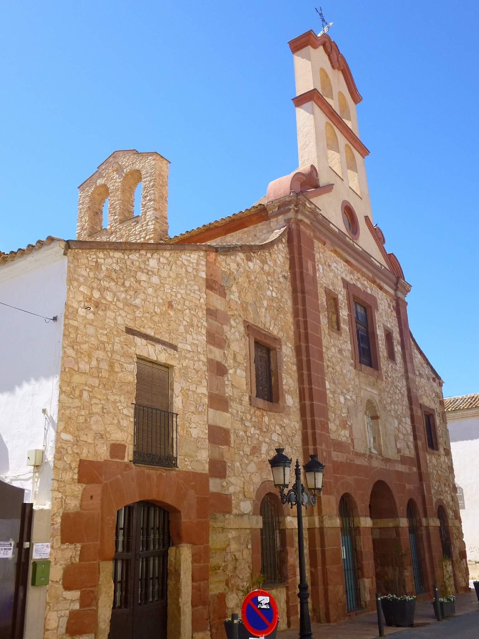 File:Campo de Criptana - Iglesia del Convento de los ...