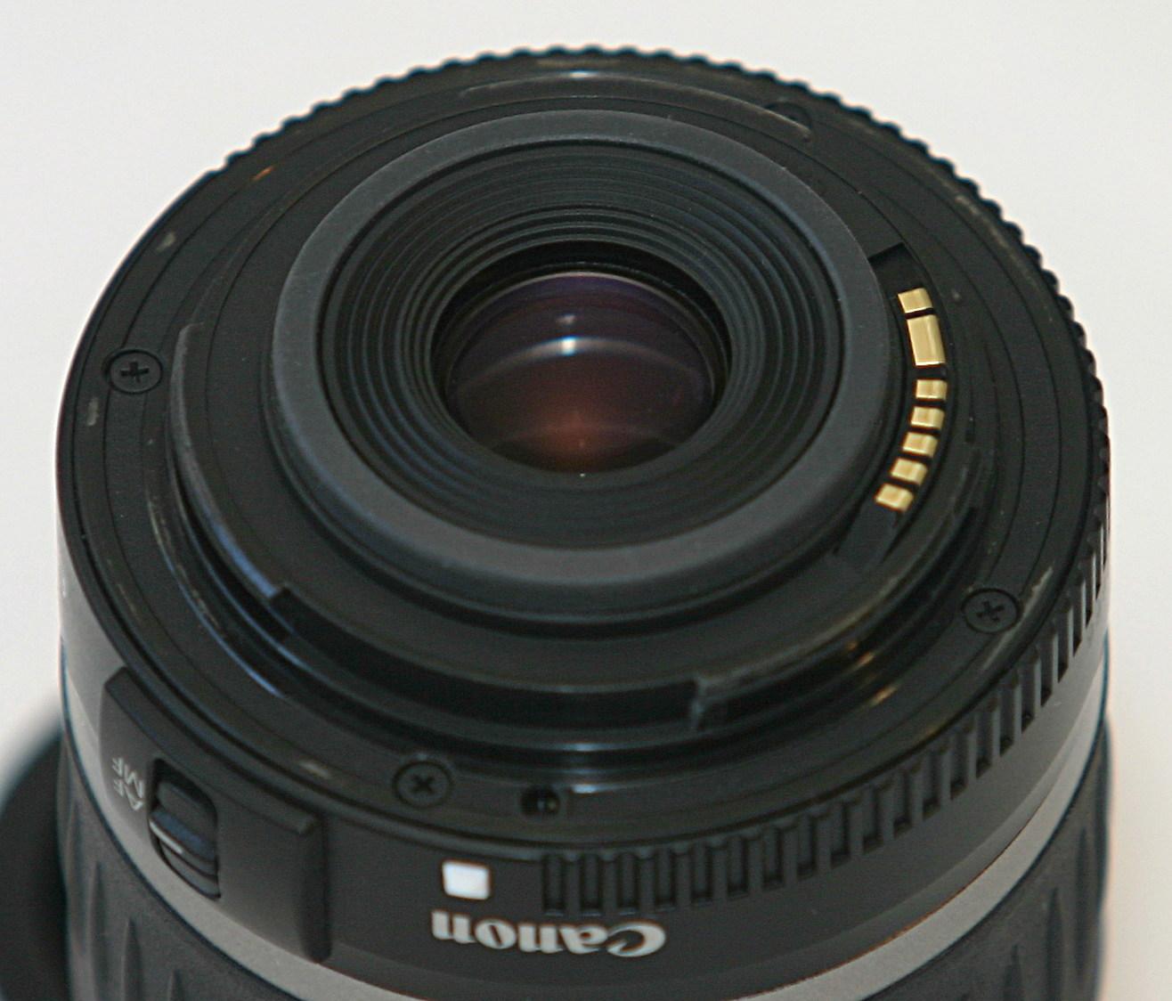 Canon EF-S lens mount - Wikipedia