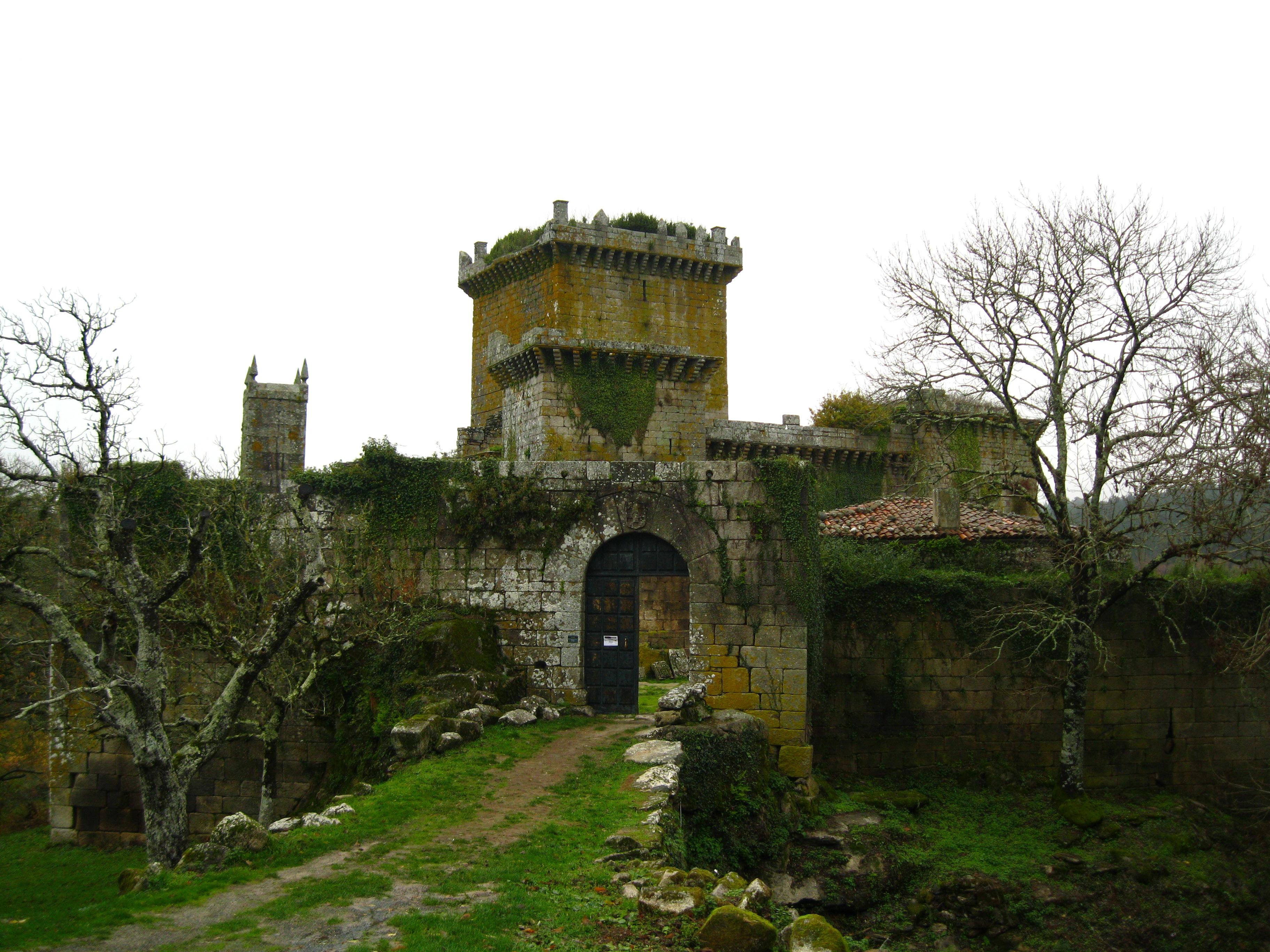 Castelo de Pambre © Xosema