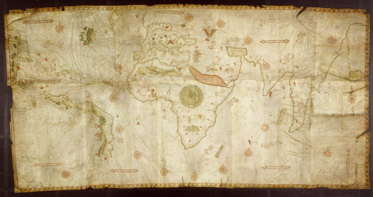 Canerio Map Cartography An Overview Timeline