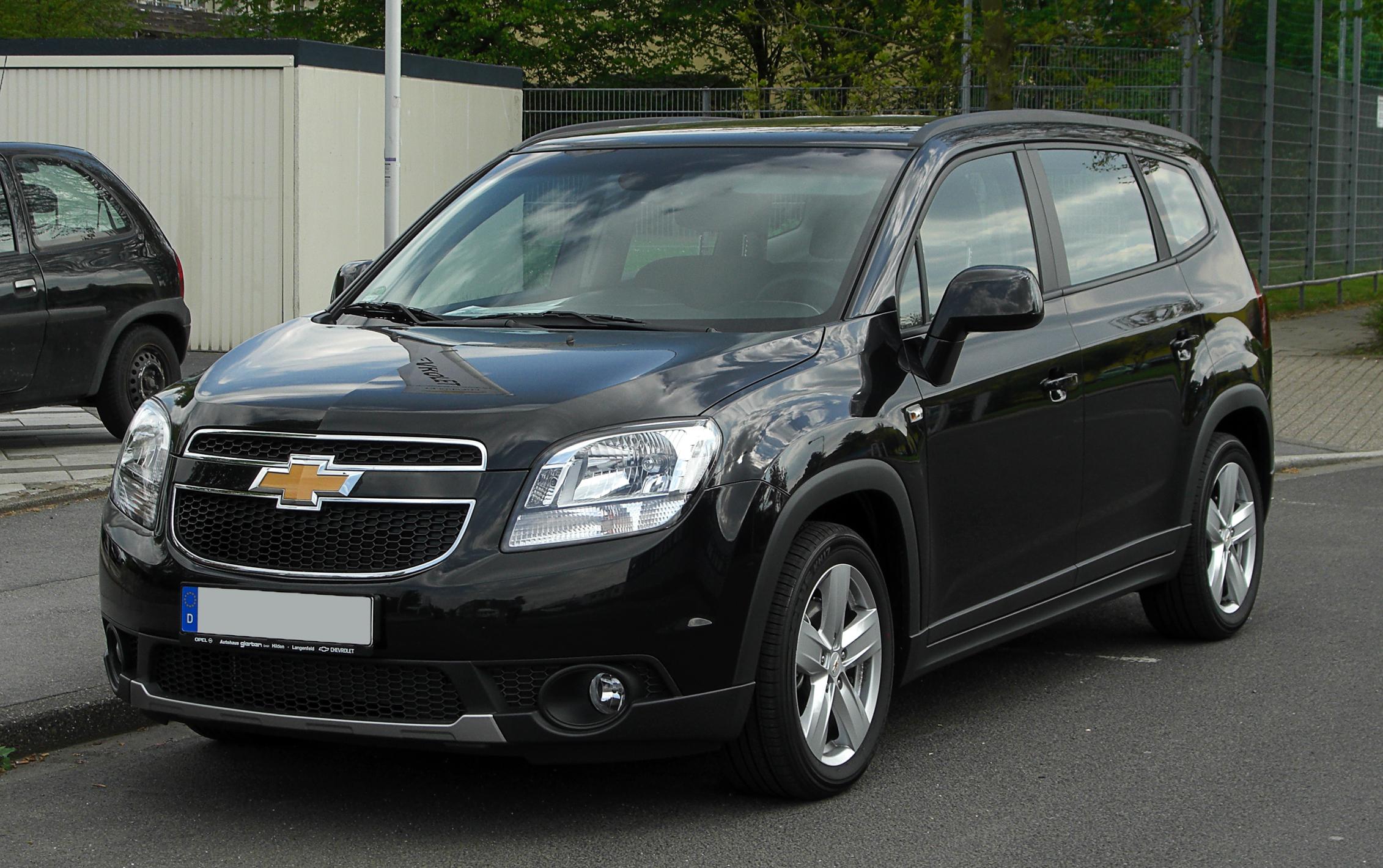 Kelebihan Chevrolet Orlando 2013 Murah Berkualitas