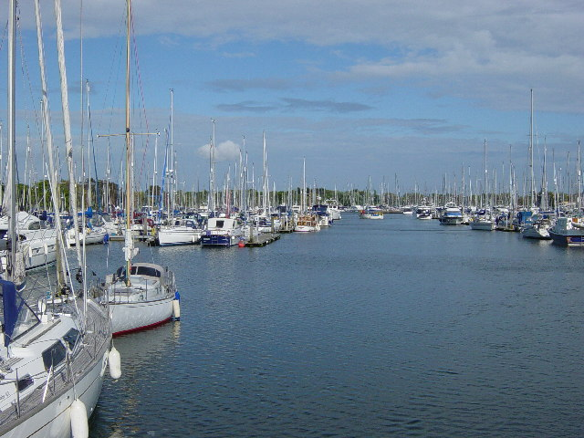 Chichester Marina. - geograph.org.uk - 11600