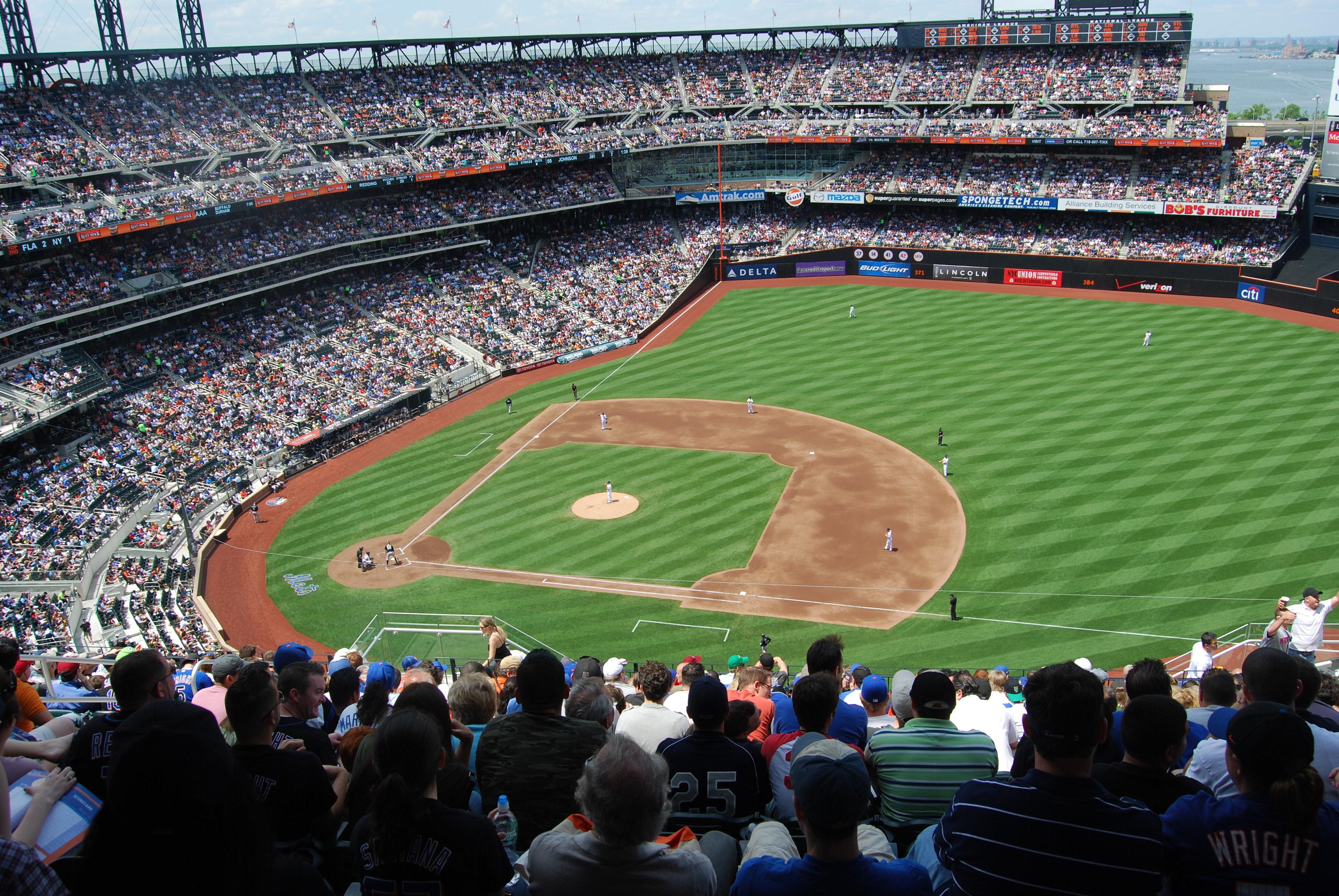 The Mets current stadium, Citi Field