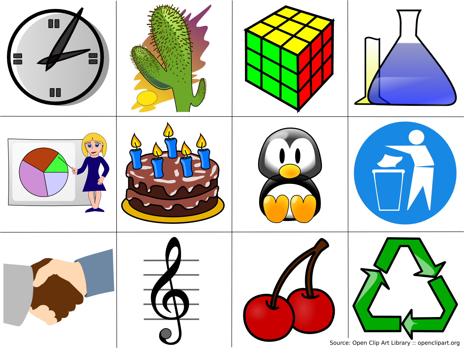 clip art x word - photo #44