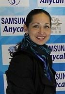 Cup of China 2010 – Kiss and Cry Anjelika Krylova.jpg