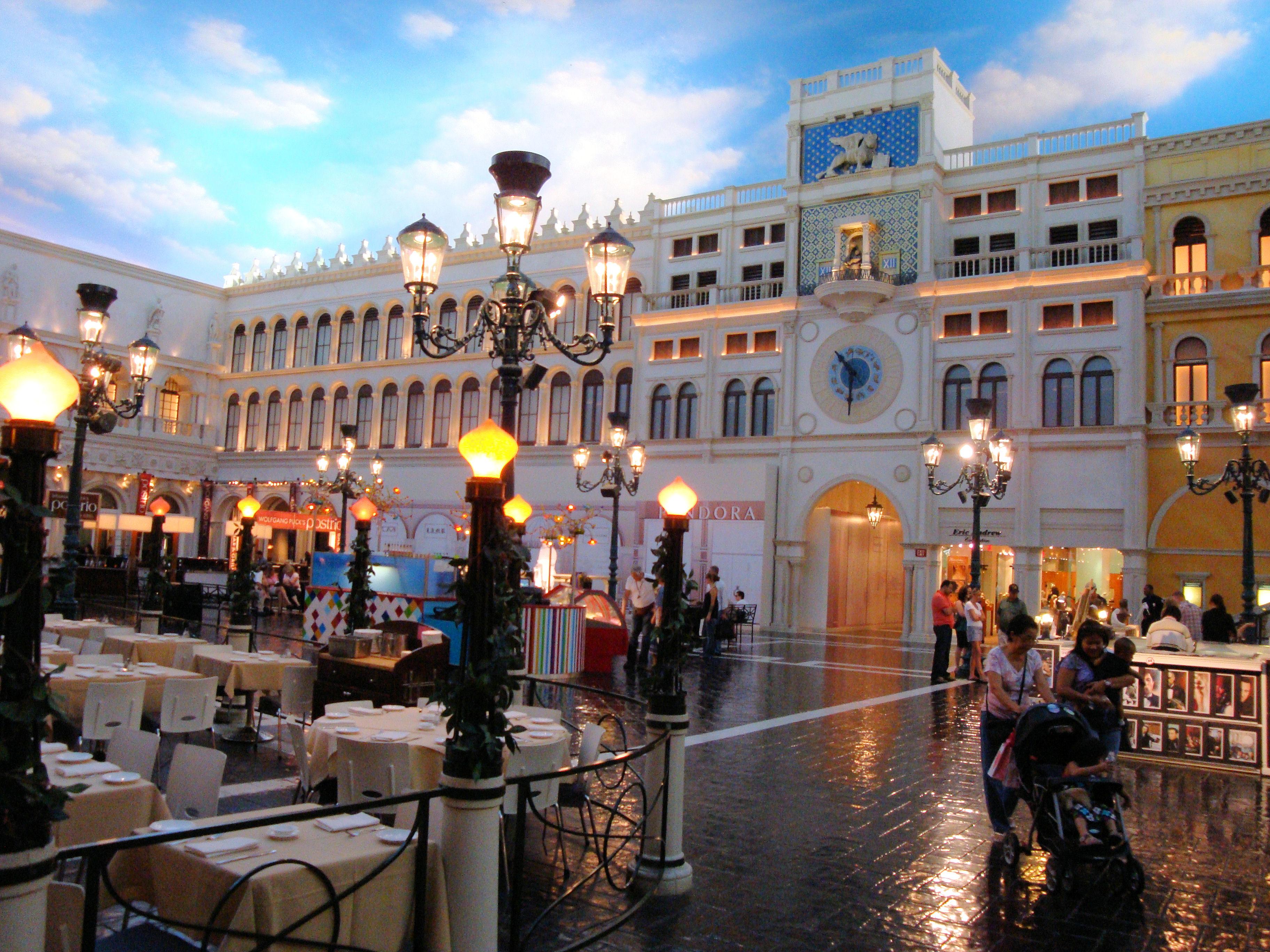Las Vegas Venetian Restaurants Italian