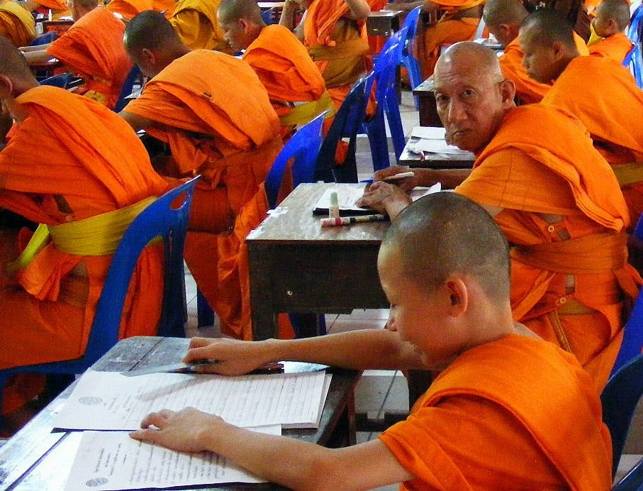 a buddhist battlefield an examination of The buddhist imprimatur also makes the temple a powerful adversary in its legal battle with the government in thailand.