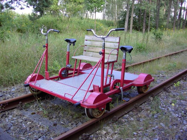invention railroad track bicycle - photo #19