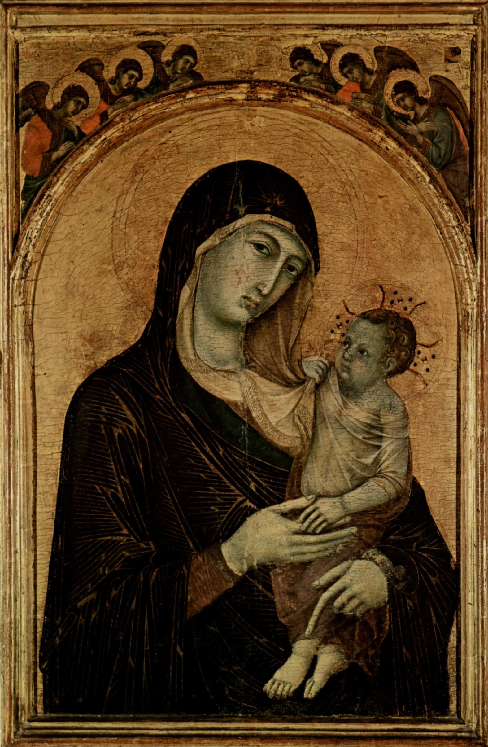 Madonna date of birth