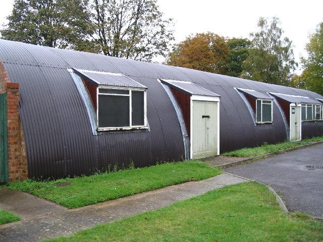 Duxford old Nissen Hut - geograph.org.uk - 92676