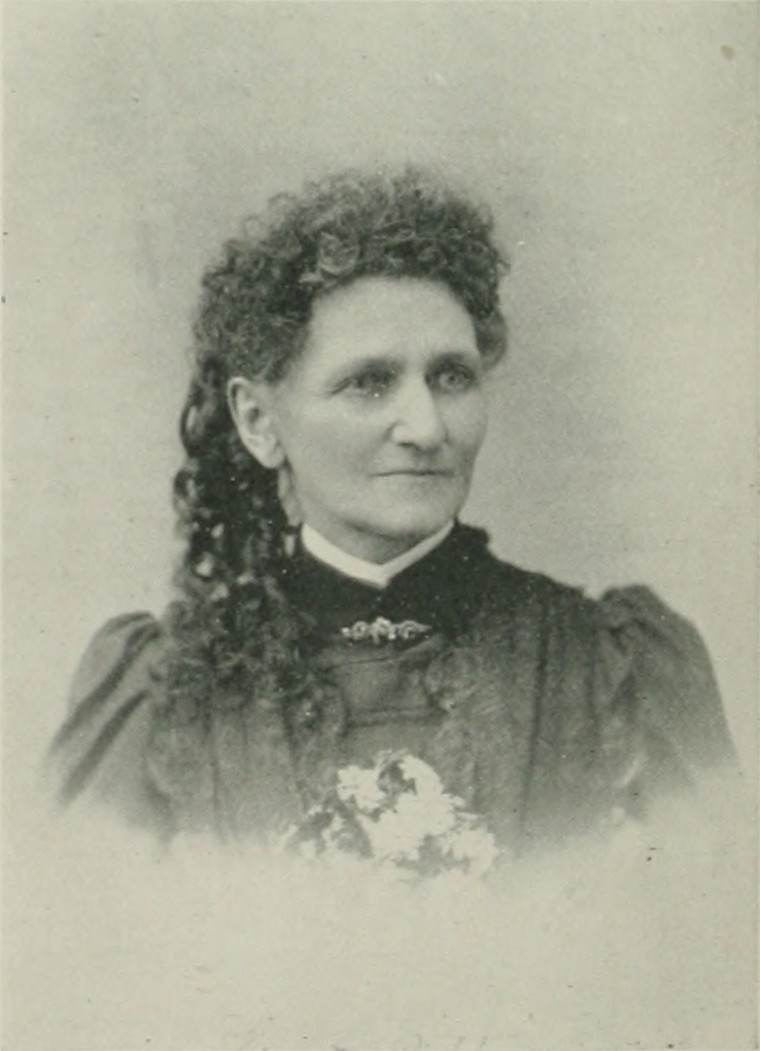 ELIZA A. PITTSINGER A woman of the century (page 584 crop).jpg