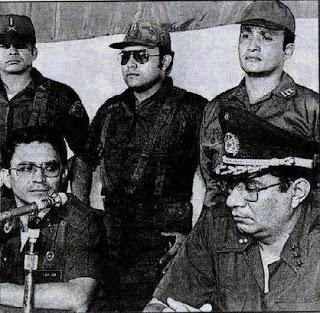 1979 Salvadoran coup détat Coup détat in El Salvador in 1979