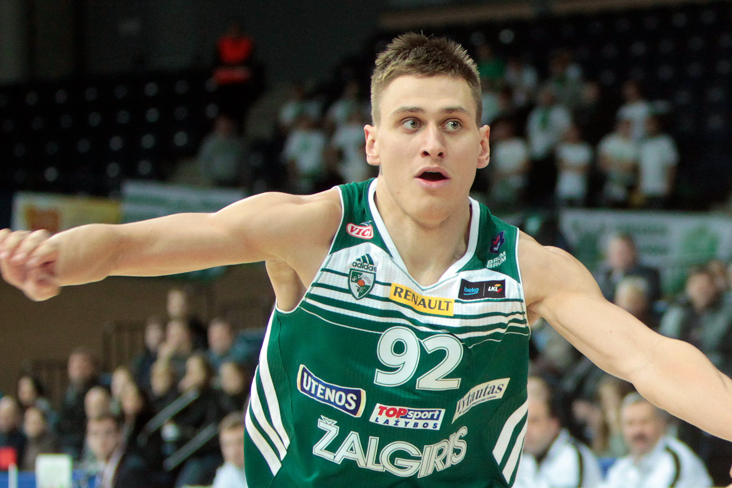 Dmitry Kulagin: biography and achievements of a young basketball player