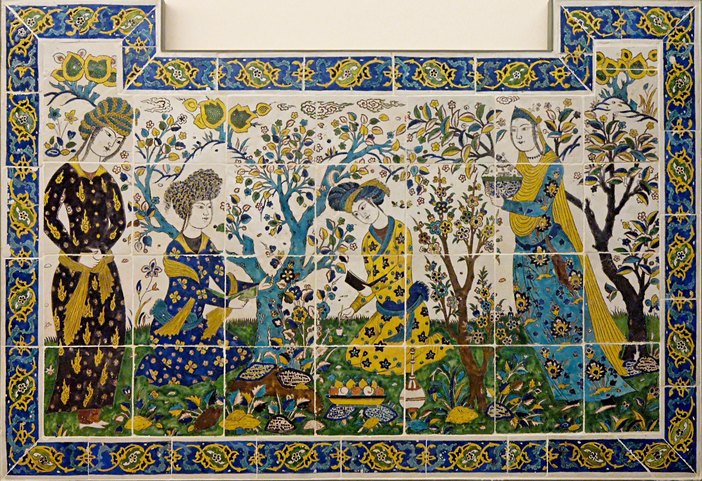 Decoration Ceramique Jardin