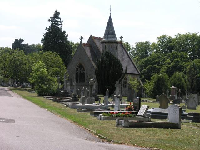 Epsom Cemetery - geograph.org.uk - 26802