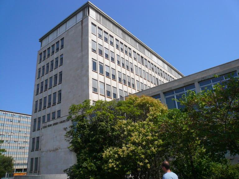 Escola t cnica superior de arquitectura de barcelona for Arquitectura wikipedia